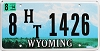 2014 Wyoming House Trailer #1426, Platte County