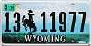 2014 Wyoming # 11977, Converse County