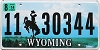 2014 Wyoming # 30344, Park County