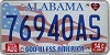2014 Alabama God Bless America # 76940AS