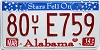 2014 Alabama Utility Trailer graphic # 80utE759