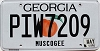 2014 Georgia Peach graphic # PIW7209