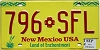 2014 New Mexico # 796-SFL