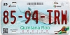 2014 Quintana Roo Automobile graphic # 85-94-TRW