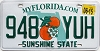 2015 Florida Orange graphic # 948-YUH