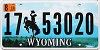 2015 Wyoming # 53020, Campbell County