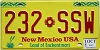 2015 New Mexico # 232-SSW