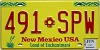 2015 New Mexico # 491-SPW