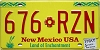 2015 New Mexico # 676-RZN