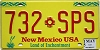 2015 New Mexico # 732-SPS