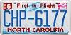 2015 North Carolina First In Flight # CHP-6177