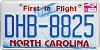 2015 North Carolina First In Flight # DHB-8825