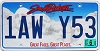 2015 South Dakota graphic # 1AW-Y53
