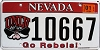 2015 University of Nevada Las Vegas # 10667