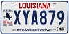 2016 Louisiana Battle of New Orleans Bicentennial # XYA879