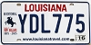 2016 Louisiana Battle of New Orleans Bicentennial # YDL775