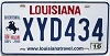 2016 Louisiana Battle of New Orleans Bicentennial # XYD434