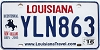 2016 Louisiana Battle of New Orleans Bicentennial # YLN863