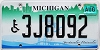 2016 Michigan Spectacular Peninsulas disabled graphic # 3J8092