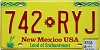 2016 New Mexico # 742-RYJ