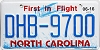 2016 North Carolina First In Flight # DHB-9700