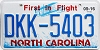 2016 North Carolina First In Flight # DKK-5403