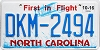2016 North Carolina First In Flight # DKM-2494