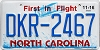 2016 North Carolina First In Flight # DKR-2467