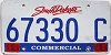2016 South Dakota Commercial graphic # 67330 C
