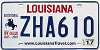 2017 Louisiana Battle of New Orleans Bicentennial # ZHA610