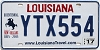 2017 Louisiana Battle of New Orleans Bicentennial # YTX554