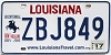 2017 Louisiana Battle of New Orleans Bicentennial # ZBJ849