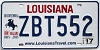 2017 Louisiana Battle of New Orleans Bicentennial # ZBT552