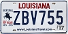 2017 Louisiana Battle of New Orleans Bicentennial # ZBV755