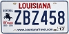 2017 Louisiana Battle of New Orleans Bicentennial # ZBZ458