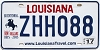 2017 Louisiana Battle of New Orleans Bicentennial # ZHH088