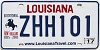 2017 Louisiana Battle of New Orleans Bicentennial # ZHH101