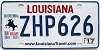 2017 Louisiana Battle of New Orleans Bicentennial # ZHP626