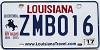 2017 Louisiana Battle of New Orleans Bicentennial # ZMB016