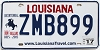 2017 Louisiana Battle of New Orleans Bicentennial # ZMB899