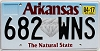 2017 Arkansas Diamond graphic # 682-WNS