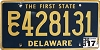 2017 Delaware First State Station Wagon # PC428131