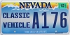 2017 Nevada Classic Vehicle # A176