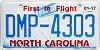 2017 North Carolina First In Flight # DMP-4303