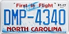 2017 North Carolina First In Flight # DMP-4340
