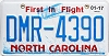2017 North Carolina First In Flight # DMR-4390