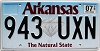 2018 Arkansas Diamond graphic # 943-UXN