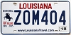 2018 Louisiana Battle of New Orleans Bicentennial # ZOM404