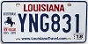 2018 Louisiana Battle of New Orleans Bicentennial # YNG831