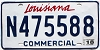 2018 Louisiana Commercial #N475588